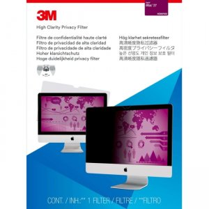 """3M High Clarity Privacy Filter for 27"""" Apple iMac HCMAP002"""
