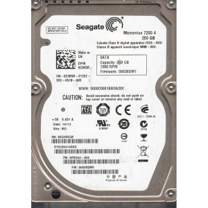 Seagate-IMSourcing Momentus 7200.4 Hard Drive ST9250410ASG