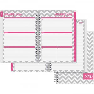 Blue Sky Dabney Lee Ollie Wkly/Mthly Planner 102132 BLS102132