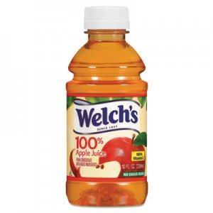 Welch's 100% Apple Juice, 10 oz., 24/Carton ARN31600 WEL31600