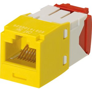 Panduit Mini-Com TX-5e Modular Insert CJ5E88TGYL