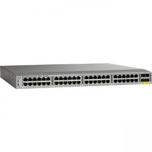 Cisco Nexus with 1 x QSFP-40G-SR4 and 4 x SFP-10G-SR N2K-C2248TR-E 2248TP-E