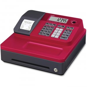 Casio SEG1 Single-tape Thermal Cash Register SE-G1SC-RD CSOSEG1SCRD
