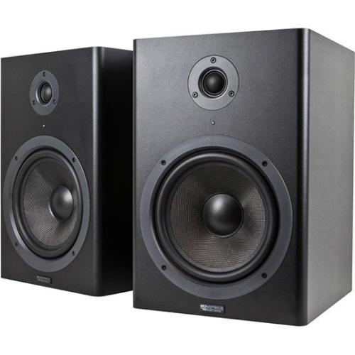 Monoprice 8-inch Powered Studio Monitor Speakers (Pair) 605800