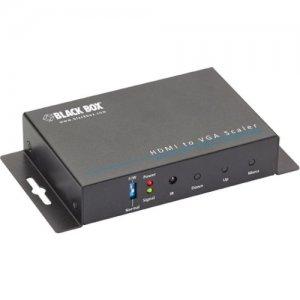 Black Box HDMI-to-VGA Scaler and Converter with Audio AVSC-HDMI-VGA
