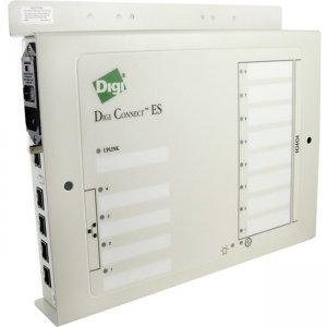 Digi Serial Server With Galvanic Isolation DC-ES-8SB-EU