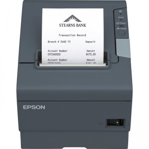Epson TM-T88V POS Receipt Printer C31CA85A9932