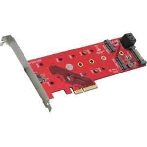Addonics M2 PCIe SSD Adapter X110 AD2M2S-PX4