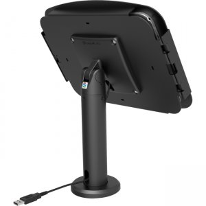 MacLocks The Rise Galaxy Stand Kiosk - Galaxy Stand with Cable Management TCDP02