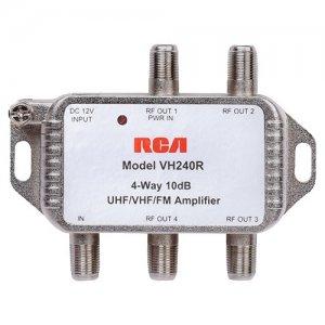 RCA 4 way Video Signal Amplifier & Splitter VH240R