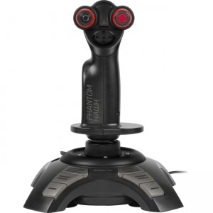 SPEEDLINK PHANTOM HAWK Flightstick, Black SL-6638-BK