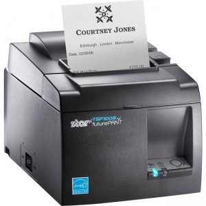 Star Micronics TSP100ECO Multistation Printer 39472310 TSP143IIIU GRY US