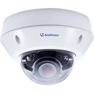 GeoVision 2MP H.265 Super Low Lux WDR Pro IR Vandal Proof IP Dome GV-VD2702
