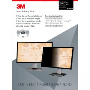 """3M Privacy Filter for 20.1"""" Standard Monitor PF201C3B"""