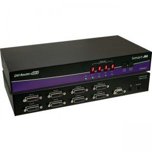 SmartAVI DVI-D 4x4 Router DVR4X4S DVR4X4