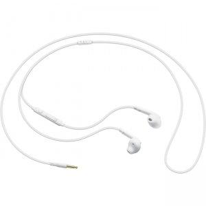 Samsung Active In-Ear Headphones, White EO-EG920LWEGUS