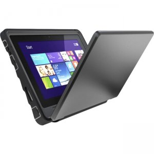 "Gumdrop Hideaway Case for Dell Venue 10"" Pro 5000 Series GS-DV10P5-BLK_BLK"