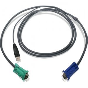 Iogear USB KVM Cable 6 Ft G2L5202UTAA