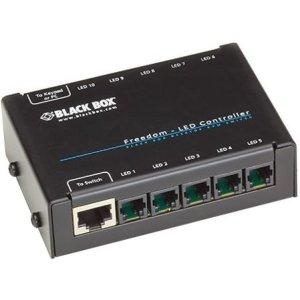 Black Box ServSwitch Freedom LED Monitor Identification Kit KV0004A-LED