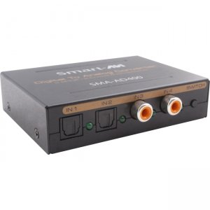 SmartAVI Digital-to-analog Audio Converter SMA-AD400S