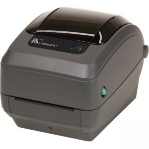 Zebra GX430T High-Resolution Thermal Transfer Desktop Printer GX43-102512-150 GX430t