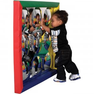 ECR4KIDS Bubble Outie Frame Mirror ELR-12666 ECR12666