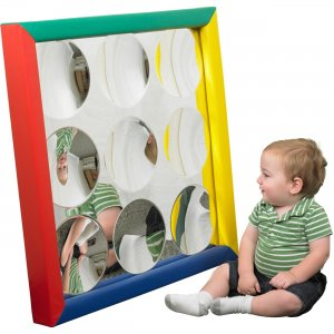 ECR4KIDS Bubble Innie Frame Mirror ELR-12667 ECR12667