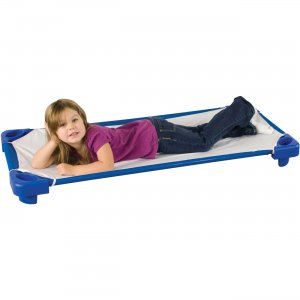 ECR4KIDS Std RTA Kiddie Cot w/Sheet ELR-16121 ECR16121