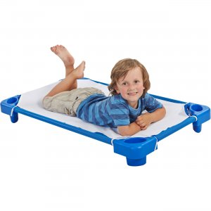 ECR4KIDS Std RTA Stackable Kiddie Cot ELR-16122 ECR16122