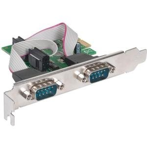 Manhattan Serial PCI Express Card 152082