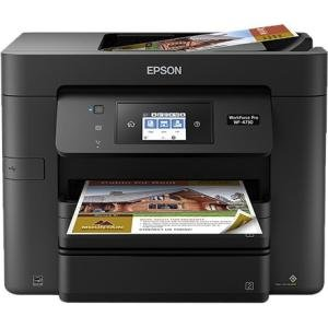 Epson WorkForce Pro All-in-One Printer C11CG01201 WF-4730