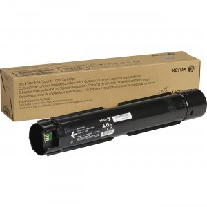 Xerox VersaLink C7000 Black Standard Capacity Toner Cartridge 106R03761 XER106R03761