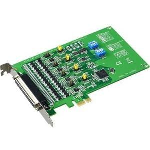 B+B 4-port RS-232/422/485 PCI Express Communication Card w/Surge PCIE-1612B-AE
