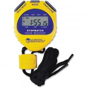 Learning Resources Big-Digit Stopwatch LER0525 LRNLER0525