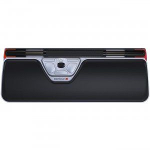 Contour RollerMouse Red plus Roll Bar Mouse RM-RED PLUS CTDRMREDPLUS