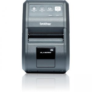 "Brother 3"" Mobile Printer + Wireless RJ-3050"