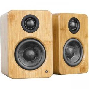 Kanto Powered Desktop Speakers YU2BAMBOO YU2