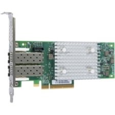 HP StoreFabric 16Gb Dual Port Fibre Channel Host Bus Adapter/S-Buy P9D96A SN1100Q