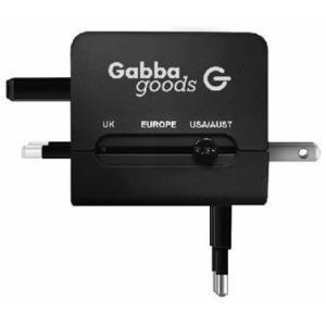 GabbaGoods Power Plug GG-WTC-BLK