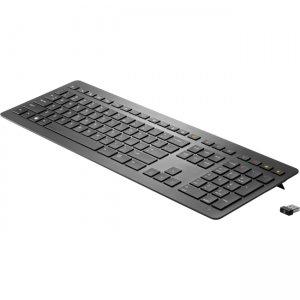 HP Wireless Collaboration Keyboard Z9N39UT#ABA