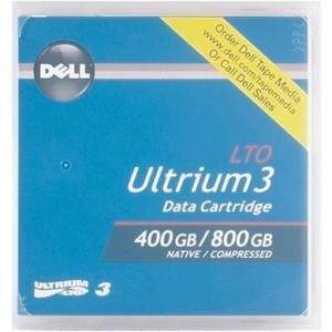 Dell - Certified Pre-Owned Tape Media for LTO3, 400/800GB 1 Pack Customer Kit 341-2645