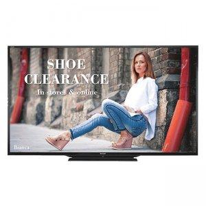 Sharp LED-LCD TV PNLE801 PN-LE801