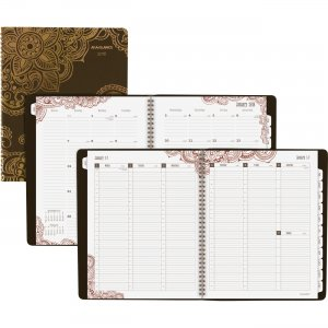 At-A-Glance Henna Wkly/Mthly Appointment Planner 551905 AAG551905