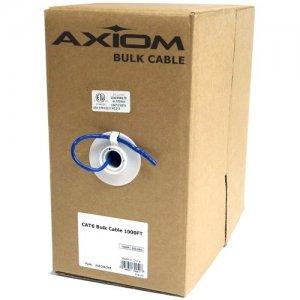 Axiom CAT5e Bulk Cable Spool 1000FT (Green) C5EBCS-P1000-AX