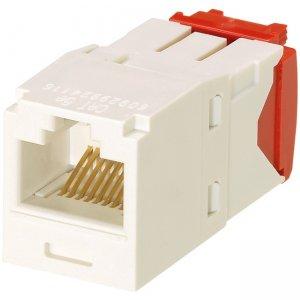 Panduit Cat.5e UTP Network Connector CJ5E88TGIW-C