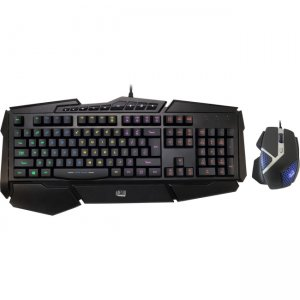 Adesso EasyTouch 136CB Illuminated Gaming Keyboard & Mouse Combo AKB-136CB