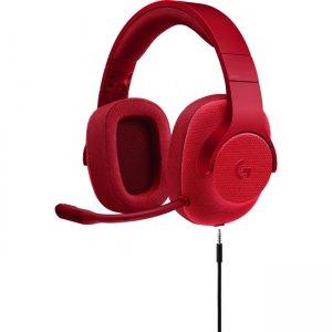 Logitech 7.1 Wired Surround Gaming Headset 981-000650 G433