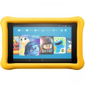 """Amazon All-New Fire 7 Kids Edition Tablet, 7"""" Display, 16 GB, Blue Kid-Proof Case B01J90N2IS"""