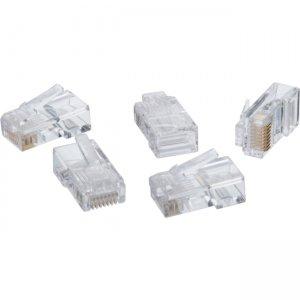 4XEM 1000PK Cat5e RJ45 Ethernet Plugs/Connectors 4X1000PKC5E