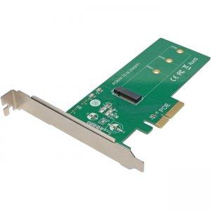 Tripp Lite M.2 NGFF PCIe SSD (M-Key) PCI Express (x4) Card PCE-1M2-PX4